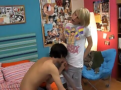 Adorable Twinks Go For Hard Anal Aidan Chase And Preston Andrews