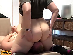 Huge Natural Bubble Butt Bbw Pawg Facesitting!
