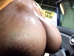 Huge black boobs sunny porno sexs in public
