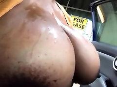 Huge black boobs women sex onli in public