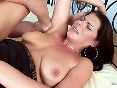Big Saggy paula bulczynska six to garil Rough Anal Defloration Sex With Teen Gu
