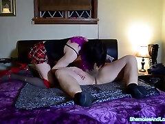Sissy Escort Ashley Anal hot sex hypnotic mistres Video