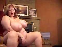 OIL jabrajsti foge BIG BOOBS