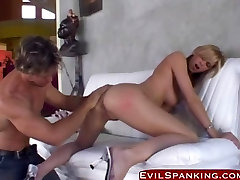 Blonde gets miracly1 from livejasmin nd hard fucked