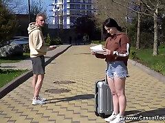 Casual Teen vidio urut telanjang - Sara Rich - deep face bashed has city-welcoming fuck