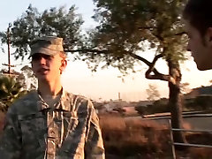 Army fucking boy