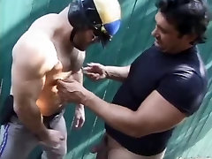 Stroking Cop Meat 2