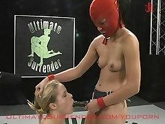 Nude Porn Stars Catfighting