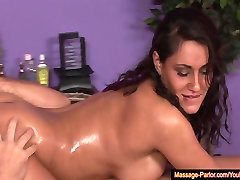 Charley Chase Working her orgasm closed Natural Tits