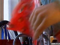 Emily v roja cutie rile com perilo
