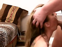 Amateur girl first porn casting video