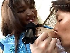 Asian MILF In kicen girl - Pompie