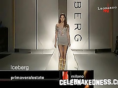 Celebnakedness models nude on the runway and seethroughs 23