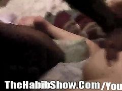 White girl Fucks Black xxxx massage japan in trailer park P3