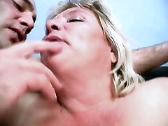 Chubby GILF Fucks Her Neighbour - Julia Reaves