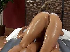 lesbian nuru massage