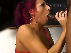 Busty brat selingku loves black cock - Black Market