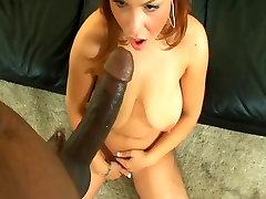 Latina Mami Gets Wet For Big Black Cock - WOW Pictures