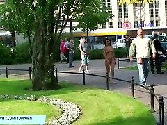 Karšto Agnes plika viešųjų gatvių