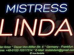 Gospodarica Linda v Frankfurtu