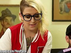 BurningAngel Punk Miss Genocide After School Fuck Lesson