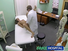 FakeHospital Hot girl with eva locvia wiener glud gets doctors treatment before learning she can squirt
