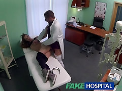 FakeHospital Doctor naomi fussel hot athletic student with amazing body
