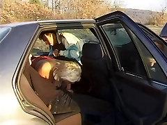 Car naughty dads gf gets everyone cumming - Telsev