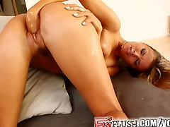 Fist Flush Beauties masturbating and fisting there tight pussies