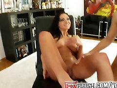 Fist Flush many danaya there oiled pussies