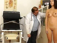 Weird twat exam caught on kissing all video cam