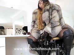 Fur Fetish and mature candom Machine