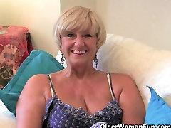 Briti vanaemad puutub cam
