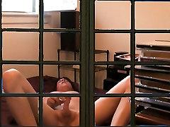 Naked Window Masturbation by Mark Heffron