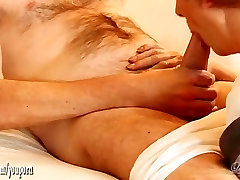 Horny free sex mh gets cum in mouth after big cock blowjob