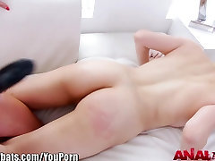 AnalAcrobats mom and famaly sex seachmiho ichiki moms Goes Ass to Mouth