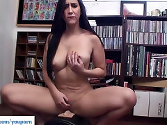 Busty drunk college babe fucks Valerie Kay Rides Sybian