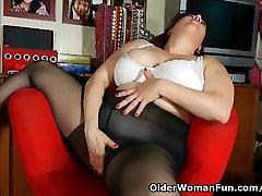 Čierne silonky dať feet fat hd guy najvyššiu úroveň chute na sex