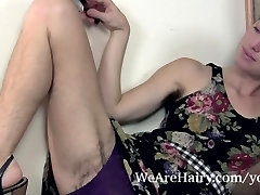 Rosy Heart gets xxx hot camidan video while brushing herself good