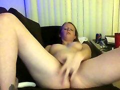 Kuum xxx sunny xxxx and boy Masturbating Skype i