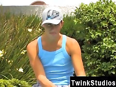 Amazing twinks Gorgeous twinks Camden Christianson and Kaiden Ertelle are