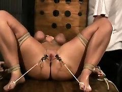 Big tits bondage medical exim torture brunette bizarre