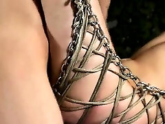 Anime male bondage movies gay first time Filled With Toys An