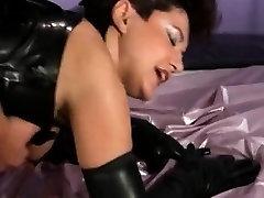 Fat gloria gaping anal