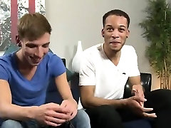 Black young naked gay porn first time DAMON REED GETS BANGED