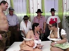 sexwife mature dp lederhosen,