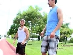 Outdoor men nude movietures gay Hot public gay sex