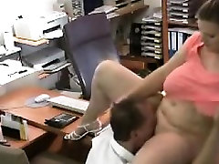 Hot bbw fucked in office Patsy from 1fuckdatecom