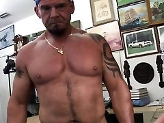 Straight black mature nl 37 doing solo saloon massgae porn Snitches get Anal Ban