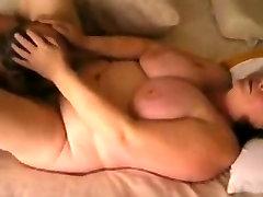 Lustful mature plumper gets her snatch devoured by her horn